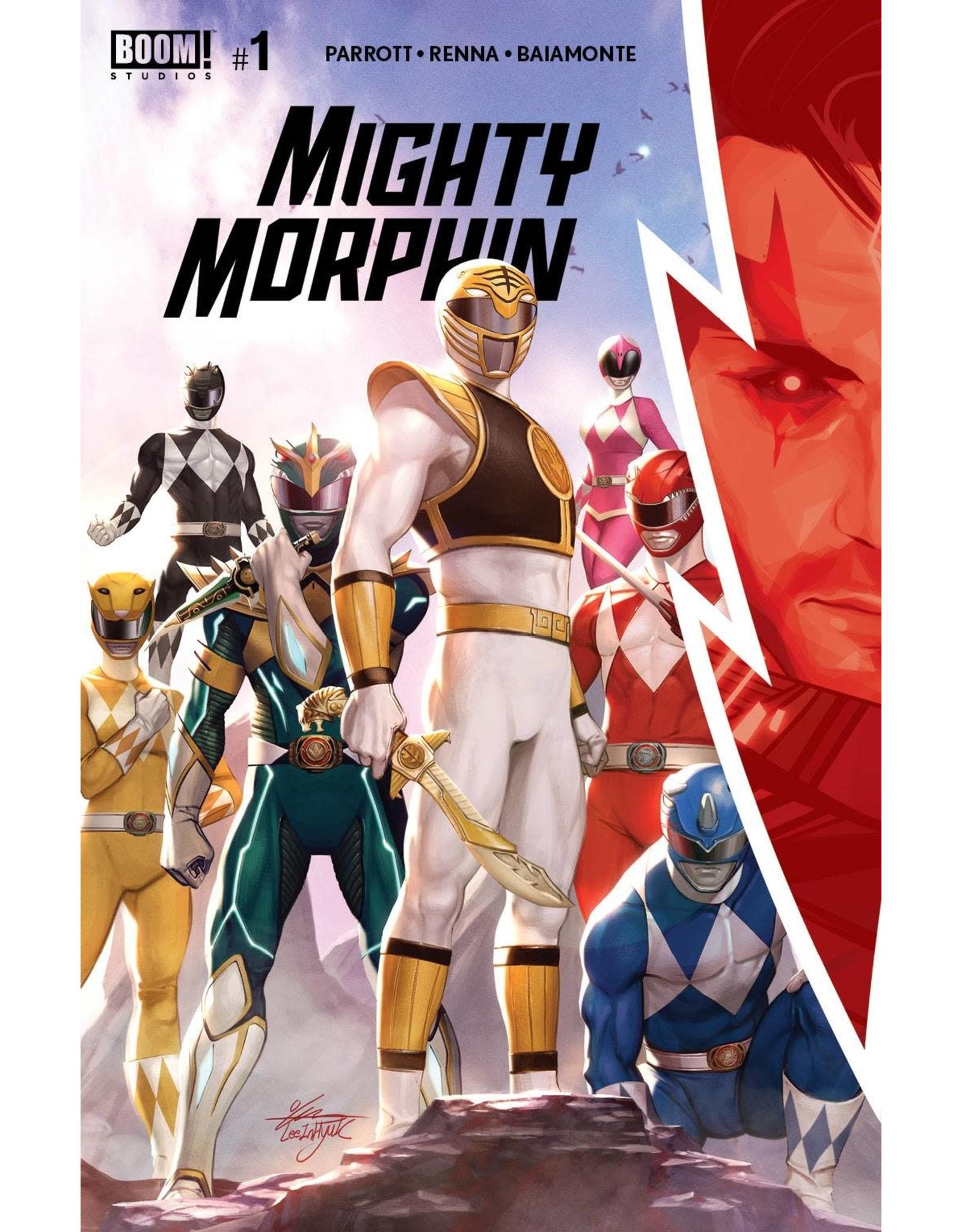 Boom! Studios MIGHTY MORPHIN #1 CVR A LEE (C: 1-0-0)