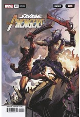 Marvel Comics SAVAGE AVENGERS #12 KUBERT FORTNITE VAR