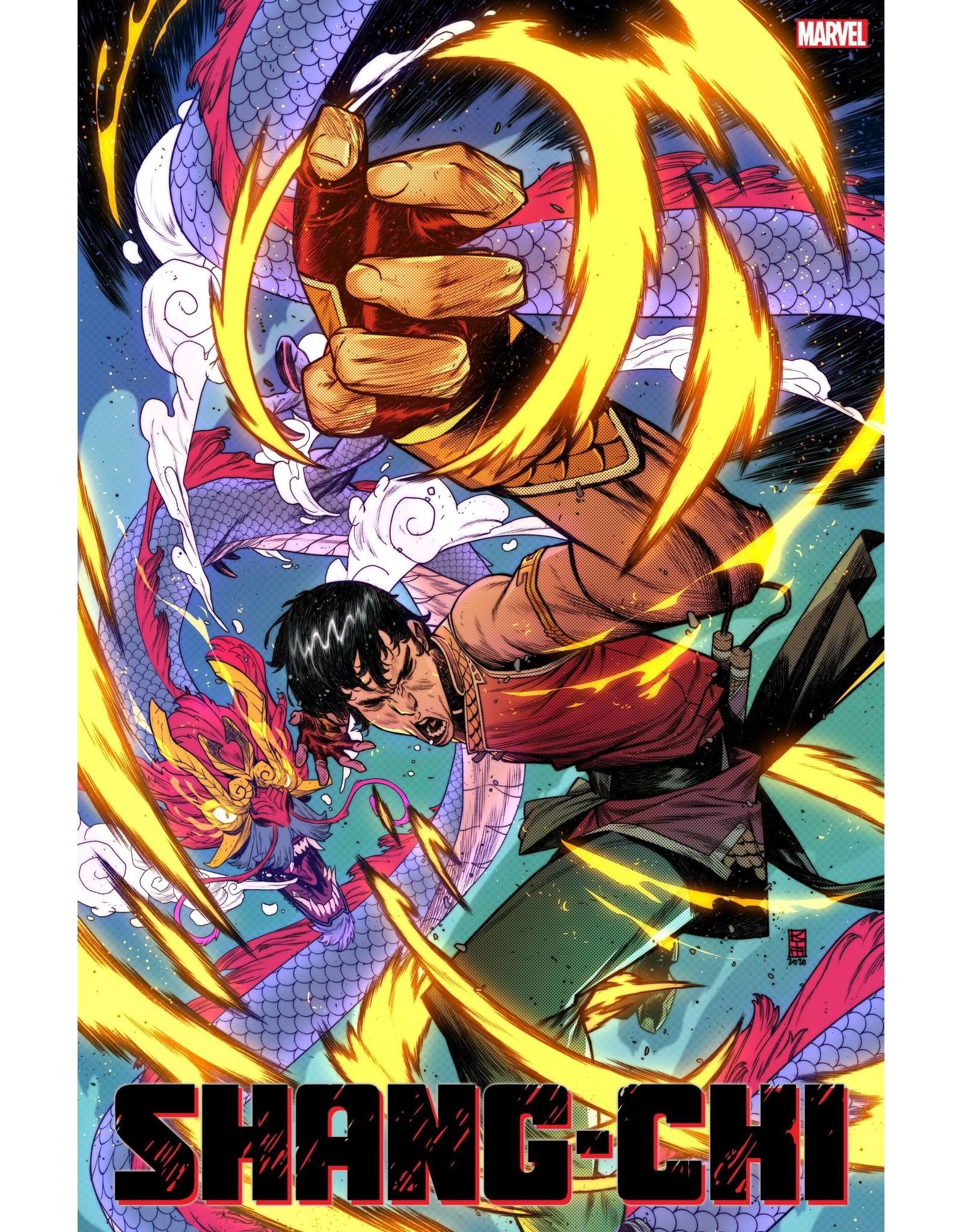 Marvel Comics SHANG-CHI #1 (OF 5) JACINTO VAR