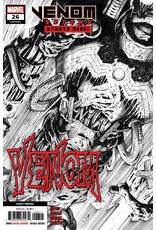 Marvel Comics VENOM #26 4TH PTG COELLO VAR