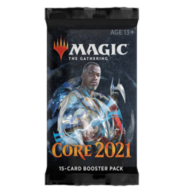 General MAGIC THE GATHERING CORE 2021 BOOSTER PACK