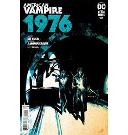 DC Comics AMERICAN VAMPIRE 1976 #2 (OF 9) CVR A RAFAEL ALBUQUERQUE (MR)
