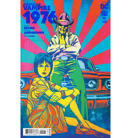 DC Comics AMERICAN VAMPIRE 1976 #2 (OF 9) CVR B VAR (MR)