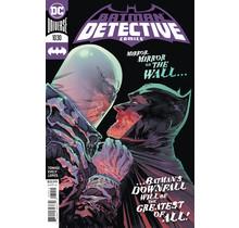 DETECTIVE COMICS #1030 CVR A BILQUIS EVELY
