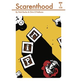 IDW PUBLISHING SCARENTHOOD #1 (OF 4)