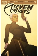 Boom! Studios SEVEN SECRETS #4 FRISON VAR