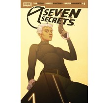 SEVEN SECRETS #4 FRISON VAR