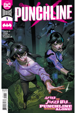 DC Comics PUNCHLINE SPECIAL #1 (ONE SHOT) CVR A YASMINE PUTRI