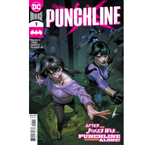 PUNCHLINE SPECIAL #1 (ONE SHOT) CVR A YASMINE PUTRI
