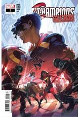 Marvel Comics CHAMPIONS #2