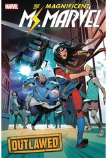 Marvel Comics MAGNIFICENT MS MARVEL #16 OUT