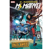 MAGNIFICENT MS MARVEL #16 OUT