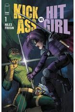 Image Comics KICK-ASS VS HIT-GIRL #1 (OF 5) CVR A ROMITA JR (RES) (MR)