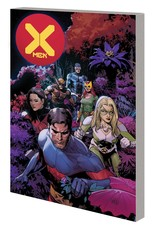 Marvel Comics X-MEN BY JONATHAN HICKMAN TP VOL 02
