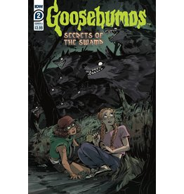IDW PUBLISHING GOOSEBUMPS SECRETS OF THE SWAMP #2 (OF 5)