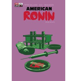 ARTISTS WRITERS & ARTISANS INC AMERICAN RONIN #2 (OF 5) CVR A ACO (MR)