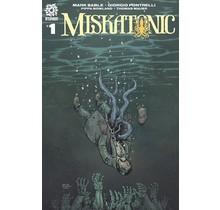MISKATONIC #1 15 COPY CROOK INCV