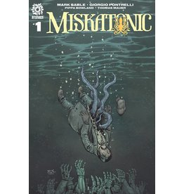 AFTERSHOCK COMICS MISKATONIC #1 15 COPY CROOK INCV