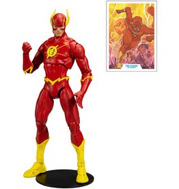 McFarlane Toys McFarlane Toys DC Multiverse The Flash: DC Rebirth Action Figure
