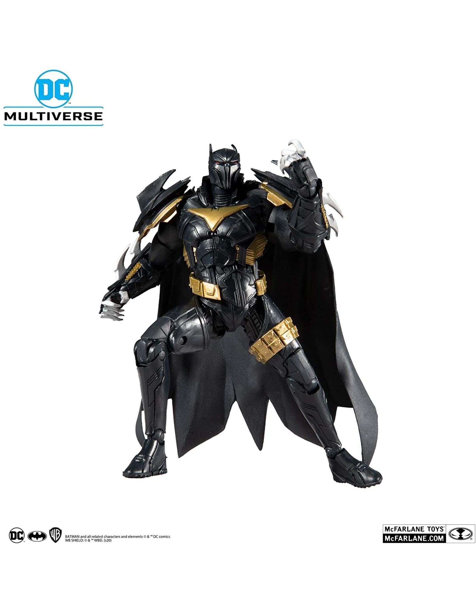 "McFarlane Toys McFarlane Toys DC Multiverse Azrael in Batman Armor: Batman: Curse of The White Knight 7"" Action Figure"