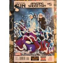 Amazing Spider-Man #5 2nd Silk Appearance VF