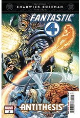 Marvel Comics FANTASTIC FOUR: ANTITHESIS #2 1ST PRINT