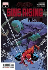 Marvel Comics AMAZING SPIDER-MAN: SINS RISING PRELUDE #1