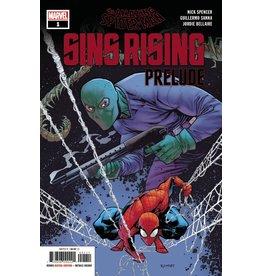 Marvel Comics AMAZING SPIDER-MAN: SINS RISING PRELUDE #1