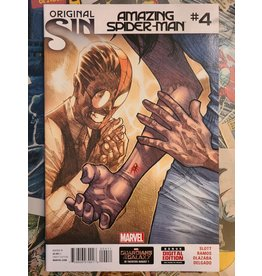 Marvel Comics AMAZING SPIDER-MAN #4 9.4 1ST APPEARANCE OF SILK