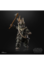 Hasbro Star Wars The Black Series Teebo (Ewok) Collectible Toy Figure