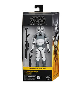 Hasbro Star Wars The Black Series Clone Trooper (Kamino) Collectible Figure