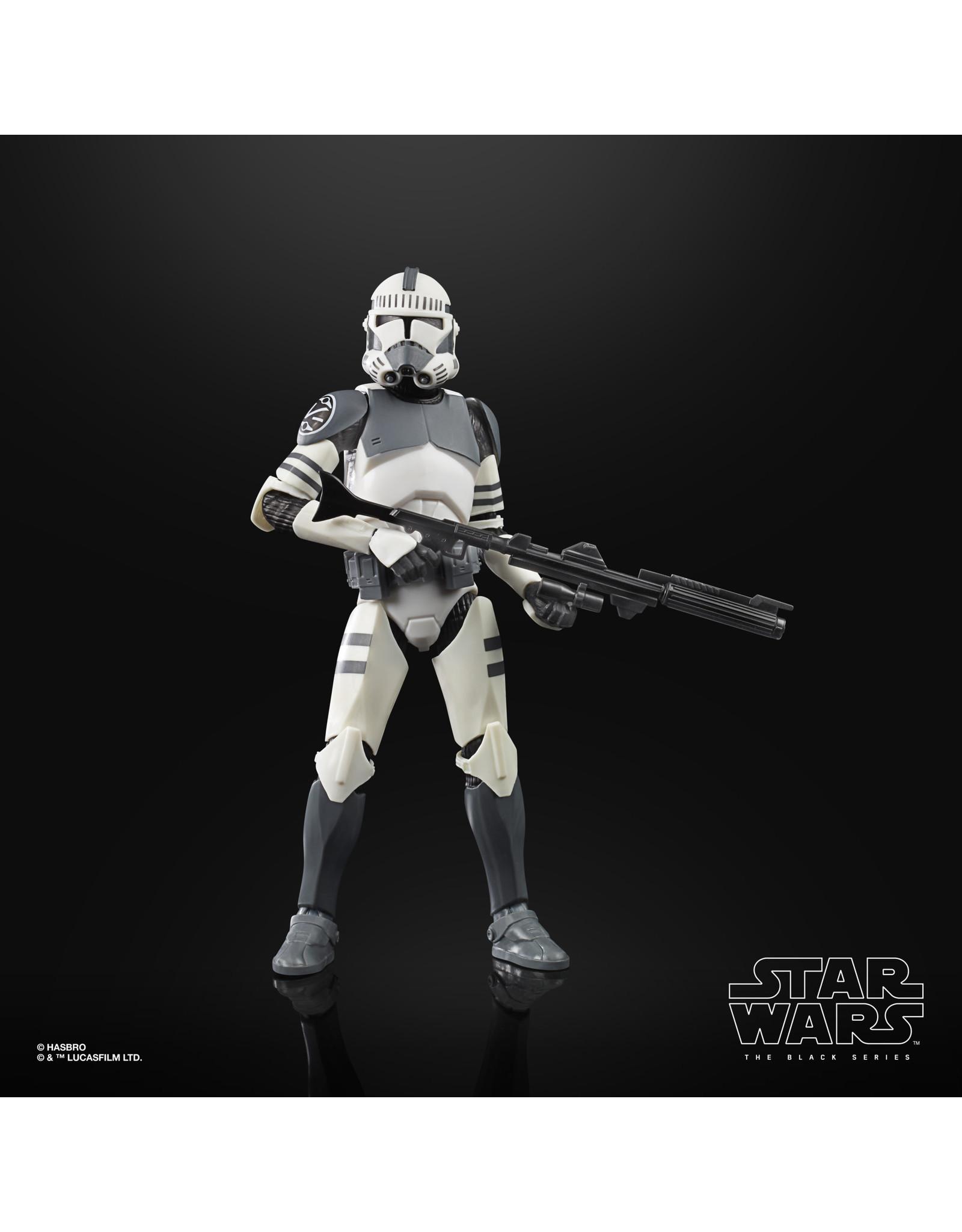Hasbro Star Wars The Black Series Clone Trooper (Kamino) Collectible Figure