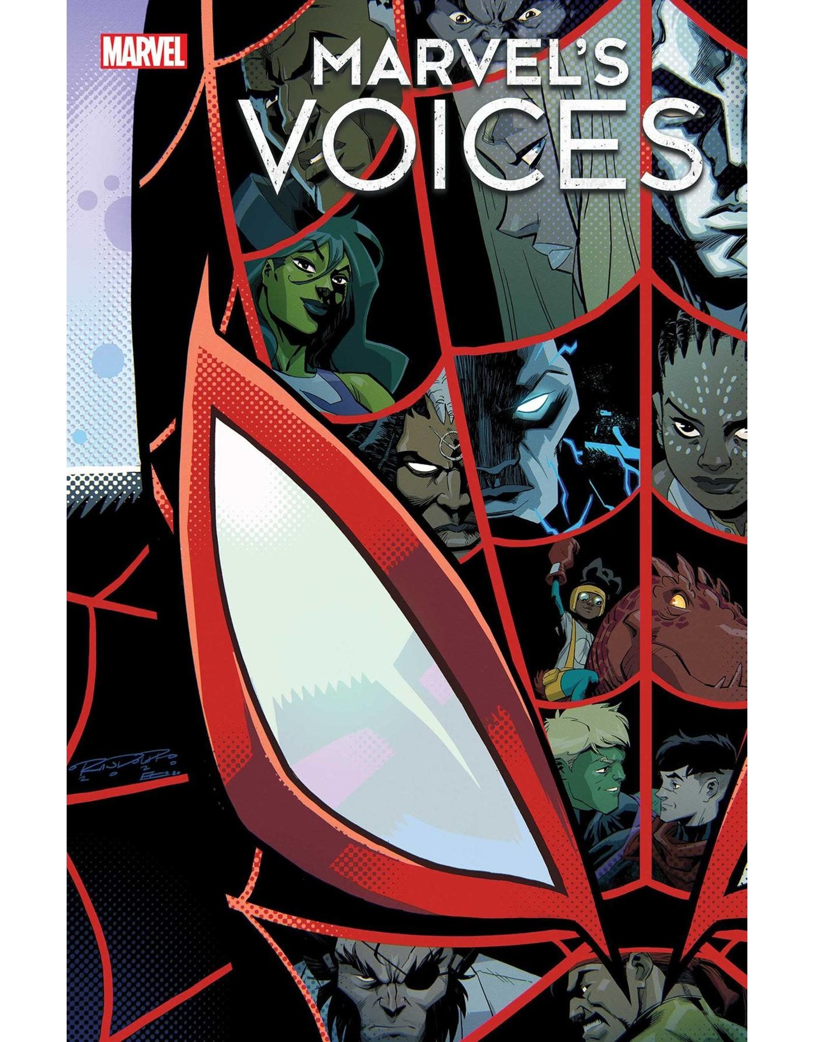 Marvel Comics MARVELS VOICES #1 NEW PTG