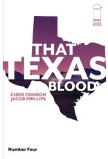 Image Comics THAT TEXAS BLOOD #4 2ND PTG (MR)