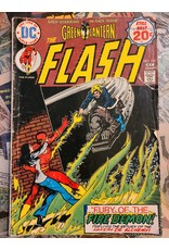 DC Comics THE FLASH #230 GD-
