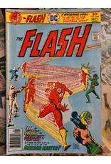 DC Comics THE FLASH #244 VG-