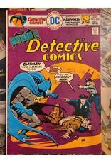 DC Comics DETECTIVE COMICS #454 VG