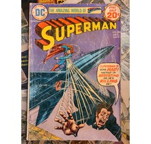 SUPERMAN #282 GD-