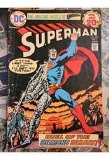 DC Comics SUPERMAN #280 GD