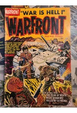 HARVEY PICTURE MAGAZINE WARFRONT #17 VG-