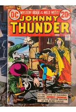 DC Comics JOHNNY THUNDER #3 GD