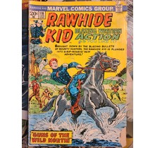 RAWHIDE KID #118 GD-