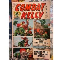 COMBAT KELLY #16 GD-