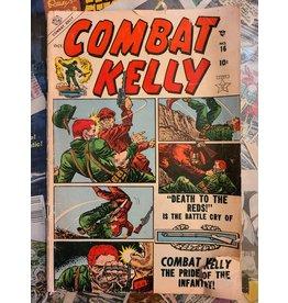 ATLAS COMBAT KELLY #16 GD-