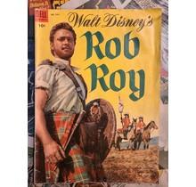 WALT DISNEY'S ROB ROY #544 VG