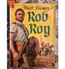 DELL WALT DISNEY'S ROB ROY #544 VG