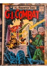 DC Comics G.I. COMBAT #102 GD+