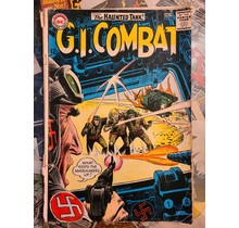G.I. COMBAT #106 GD-