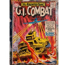 G.I. COMBAT #107 GD