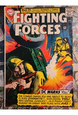 DC Comics OUR FIGHTING FORCES #94 VG-